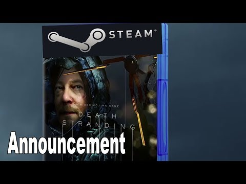 Death Stranding Officially Announced for PC
