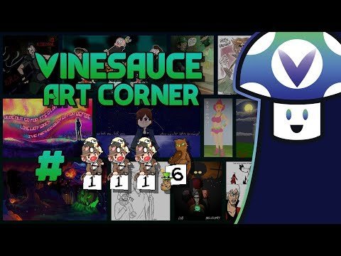 [Vinebooru] Vinny - Vinesauce Art Corner #1116