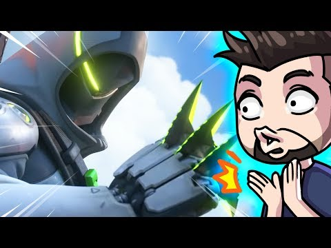 Overwatch 2 Cinematic Trailer Reaction