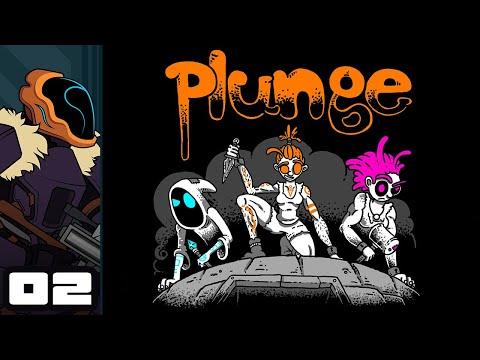 Let's Play Plunge - PC Gameplay Part 2 - Splash Head