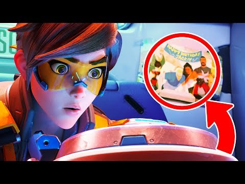 Top 10 Overwatch Lore Reveals from BlizzCon