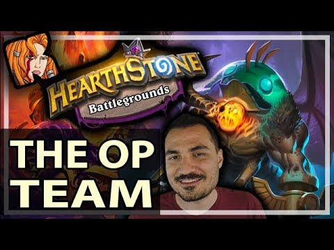 The Battlegrounds A-Team - Hearthstone