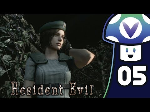 [Vinesauce] Vinny - Resident Evil (PART 5)