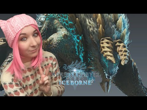 So Shocking! - Zinogre Hunt - Monster Hunter World Iceborne Gameplay