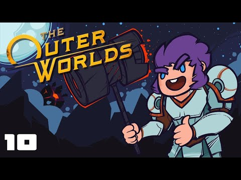 Let's Play The Outer Worlds - PC Gameplay Part 10 - Fight Smarter, Not Harder