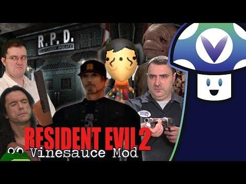 [Vinesauce] Vinny - Resident Evil 2: Vinesauce Mod