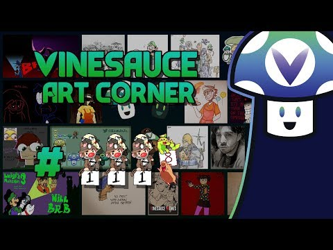 [Vinebooru] Vinny - Vinesauce Art Corner #1118