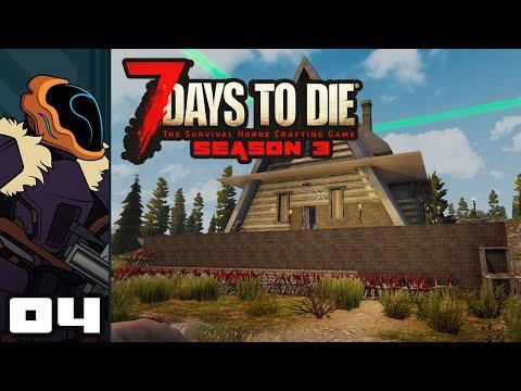 Let's Play 7 Days To Die [Season 3 - Alpha 18] - PC Gameplay Part 4 - Safecracker