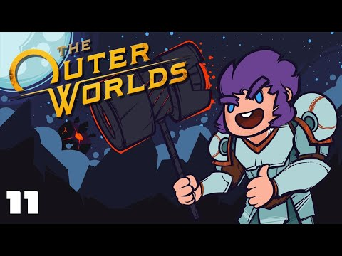Let's Play The Outer Worlds - PC Gameplay Part 11 - Big Game Blaster