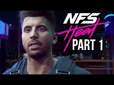 NEED FOR SPEED HEAT Gameplay Walkthrough Part 1 - INTRO (Full Game)