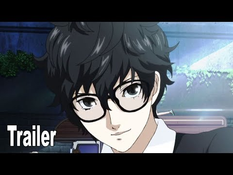 Persona 5 Scramble: The Phantom Strikers - Joker Trailer (Jun Fukuyama) [HD 1080P]