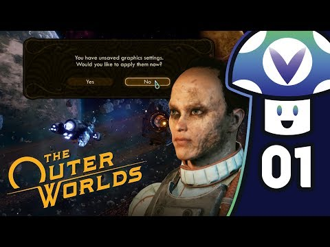 [Vinesauce] Vinny - The Outer Worlds (PART 1)