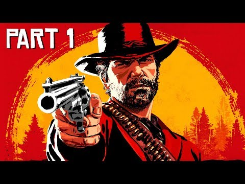 Red Dead Redemption 2 PC Gameplay Walkthrough, Part 1! (RDR2 PC Gameplay)