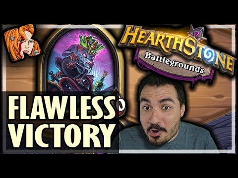 FULL HP BG WIN ALREADY?! - Hearthstone Battlegrounds