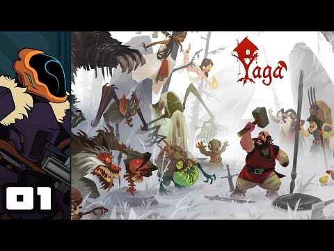 Let's Play Yaga - PC Gameplay Part 1 - Romanian Folklore Is Terrifying
