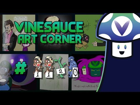 [Vinebooru] Vinny - Vinesauce Art Corner #1120