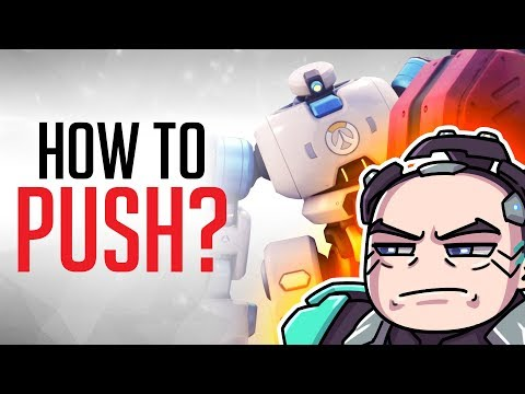How Push Mode will ACTUALLY Work in Overwatch