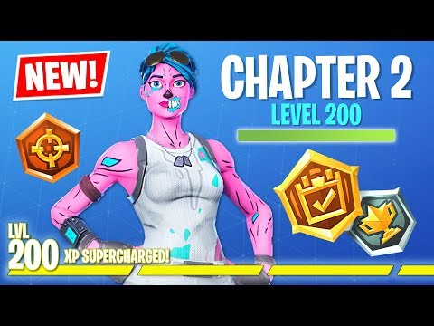 Ranking up to LEVEL 200 in CHAPTER 2!! (Fortnite $20,000 Tournament)