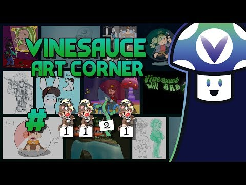 [Vinebooru] Vinny - Vinesauce Art Corner #1121