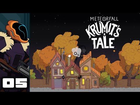Let's Play Meteorfall: Krumit's Tale - PC Gameplay Part 5 - Brokeknife Mageman