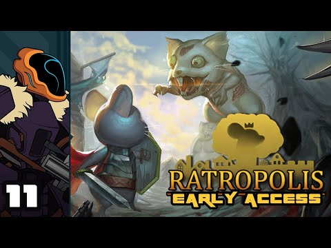 Let's Play Ratropolis (Early Access) - PC Gameplay Part 11 - Apex Predators