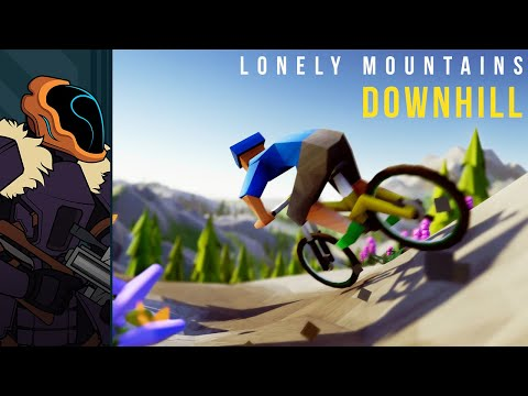 Let's Try Lonely Mountains Downhill - Zen And The Art Of Not Hurtling Off Of A Cliff