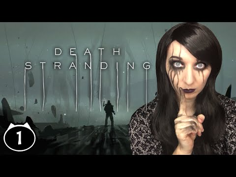Game Of The Year 2019? - Death Stranding - Quick Look Gameplay Walkthrough Part 1