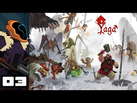 Let's Play Yaga - PC Gameplay Part 3 - Mint Mallet
