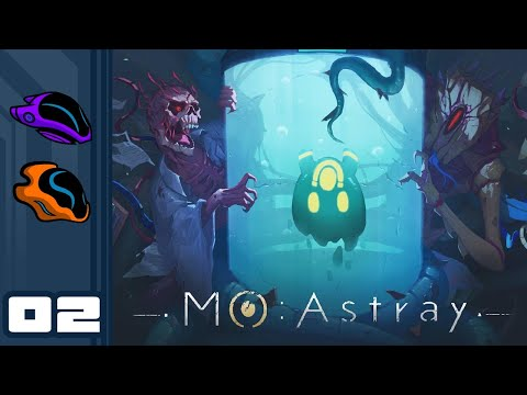 Let's Play MO: Astray - PC Gameplay Part 2 - Gallery Of Horrors