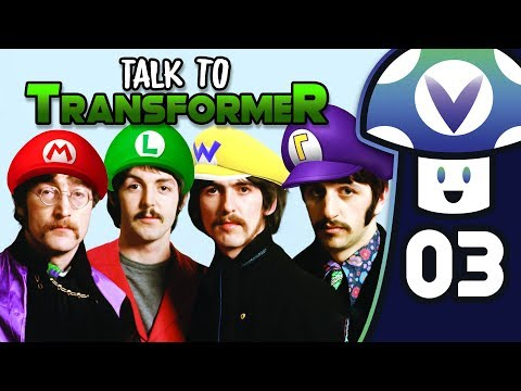 [Vinesauce] Vinny - Talk to Transformer #03