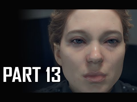 DEATH STRANDING Walkthrough Part 13  (PS4 Pro)