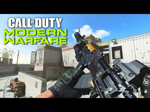 New Call of Duty: Modern Warfare Update! (COD MW PC Gameplay)