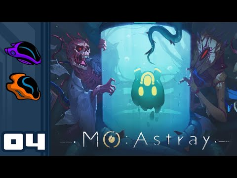 Let's Play MO: Astray - PC Gameplay Part 4 - Scientific Love Triangle