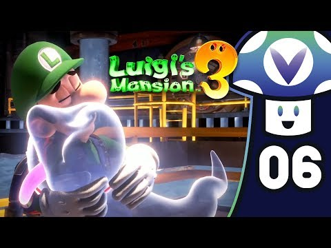 [Vinesauce] Vinny - Luigi's Mansion 3 (PART 6)