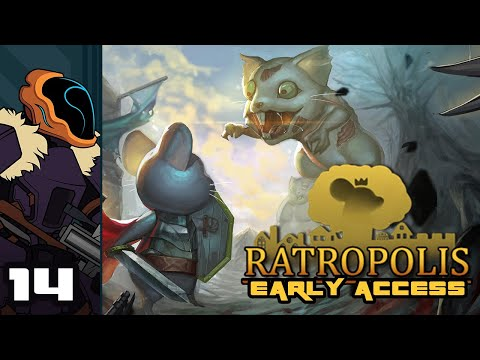 Let's Play Ratropolis (Early Access) - PC Gameplay Part 14 - Frog Food
