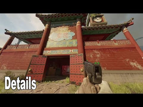 Rainbow Six Siege: Operation Shifting Tides - Theme Park Rework Details [HD 1080P]