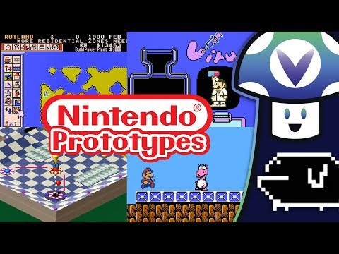 [Vinesauce] Vinny - Nintendo Game Prototypes