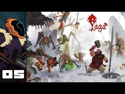Let's Play Yaga - PC Gameplay Part 5 - Hugsmith