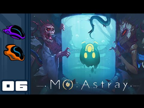 Let's Play MO: Astray - PC Gameplay Part 6 - The Queen Of Hearts