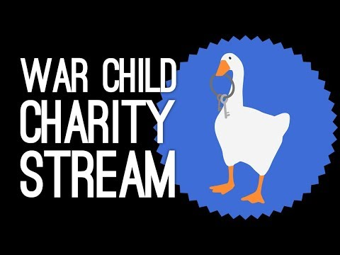 War Child UK Armistice Charity Live Stream featuring Outside Xbox, Xtra and Friends