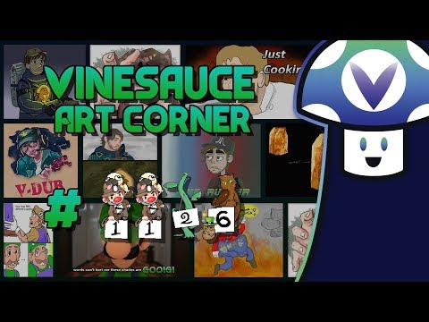 [Vinebooru] Vinny - Vinesauce Art Corner #1126