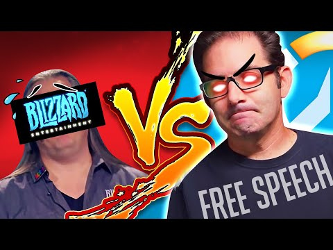 Jeff Kaplan vs. BLIZZARD?!?