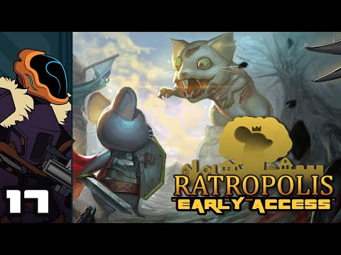Let's Play Ratropolis (Early Access) - PC Gameplay Part 17 - V For Incredible Discounts