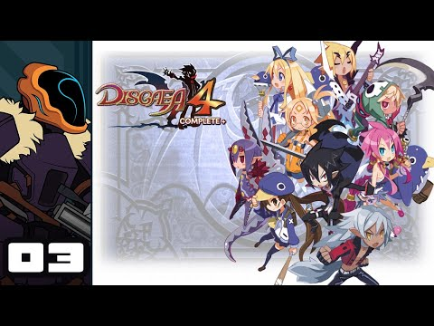 Let's Play Disgaea 4 Complete+ - Switch Gameplay Part 3 - Promise Fulfilled!