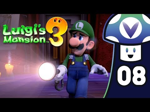 [Vinesauce] Vinny - Luigi's Mansion 3 (PART 8)