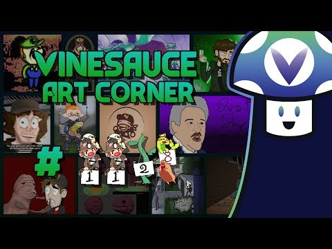 [Vinebooru] Vinny - Vinesauce Art Corner #1128