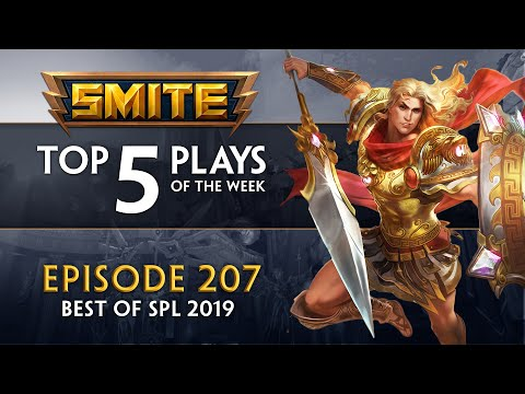 Top 5 Plays from SMITE Esports Season 6