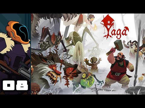 Let's Play Yaga - PC Gameplay Part 8 - Cupid