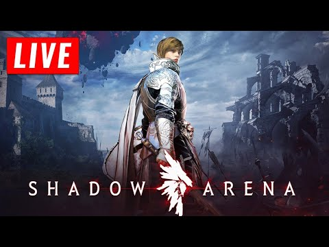 New BATTLE ROYALE Live in KOREA!! (Shadow Arena)
