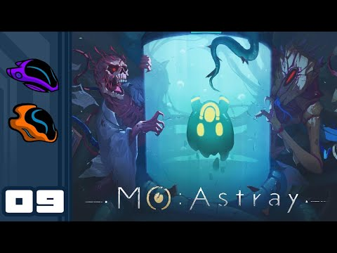 Let's Play MO: Astray - PC Gameplay Part 9 - Puffblob